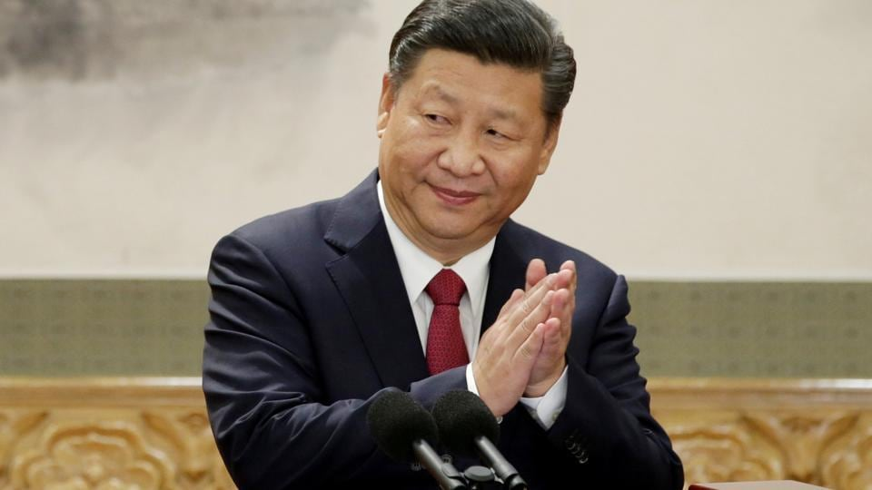 In New Year speech  Xi Jinping says China will actively push for     China Xi Jinping Xi New Year Speech