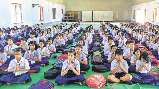 The TMC government ordered closure of 125 'RSS schools' for 'deviating' from state's curriculum.