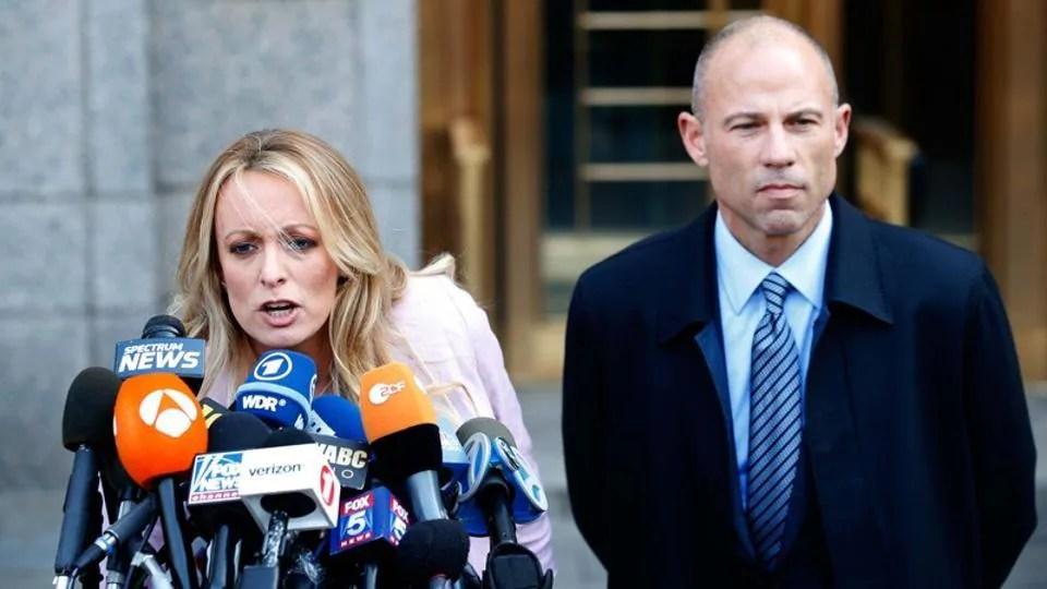 Stormy Daniels Lawyer Offers 100000 To Identify Man She