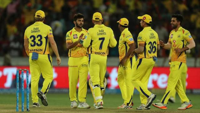Image result for csk and sunrisers hyderabad last night match