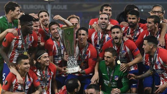 Image result for europa league final 2018