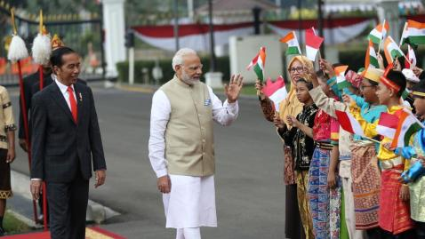 Image result for India, Indonesia Agree To Nearly Triple Bilateral Trade To USD 50 Billion