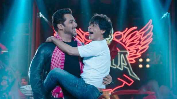 Zero teaser has Shah Rukh Khan and Salman Khan dancing together and Eid just became better.