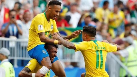 Image result for brazil vs mexico