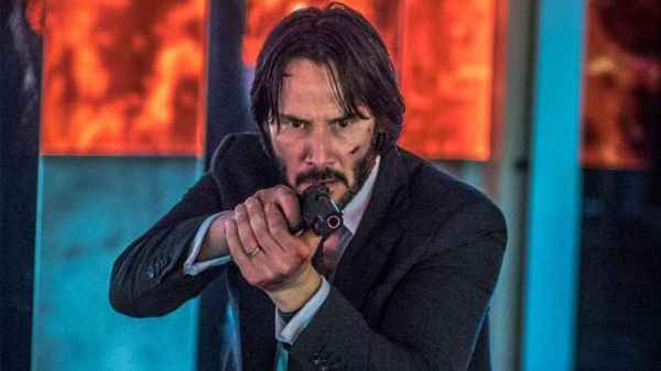 Prepare for war, Keanu Reeves reveals the title of John ...