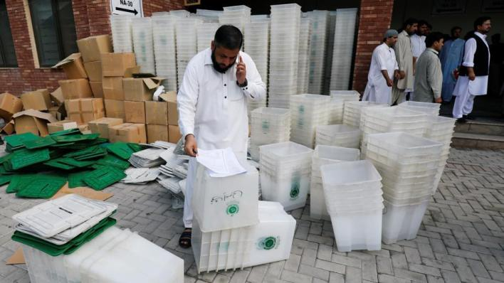 Image result for pakistan election
