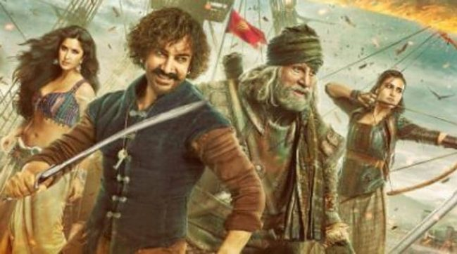 TOH Thugs Of Hindostan 11th Eleventh Day 2nd Sunday Box Office Collection