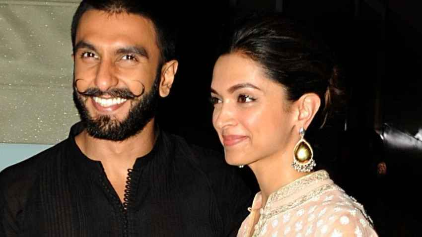 Image result for Deepika Padukone, Ranveer Singh wedding: See first pictures from Haldi ceremony