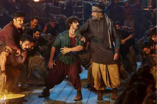 TOH Thugs Of Hindustan Tenth 10th Day 2nd Saturday Box Office Collection