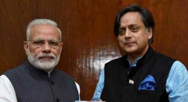Should take PM Modi's word for this, says Shashi Tharoor ...