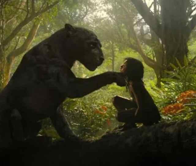The Hindi Trailer For Mowgli Legend Of The Jungle Features Abhishek Bachchan As Bagheera