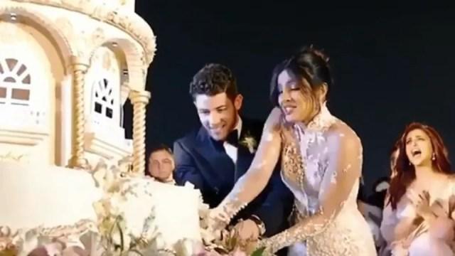 Image result for priyanka chopra wedding dress photos