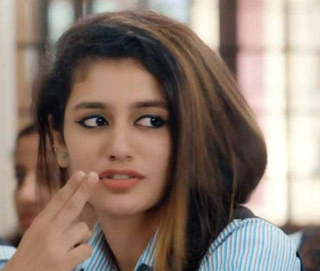 Priya Prakash Varrier Became An Overnight Sensation After A Video Featuring Her Went Viral