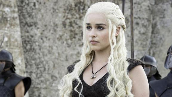 Daenerys is the best character of Games of Throne