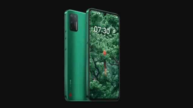 Jianguo Pro 3 smartphone launched.