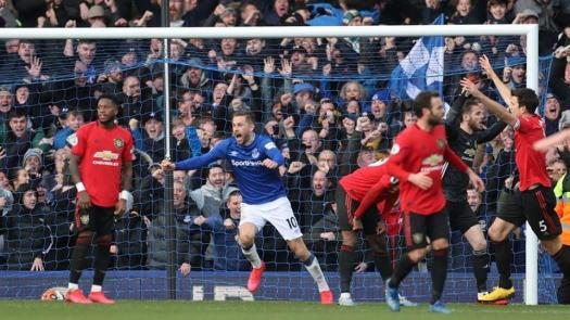 Everton Manchester United - Man United vs Everton: Betting ...