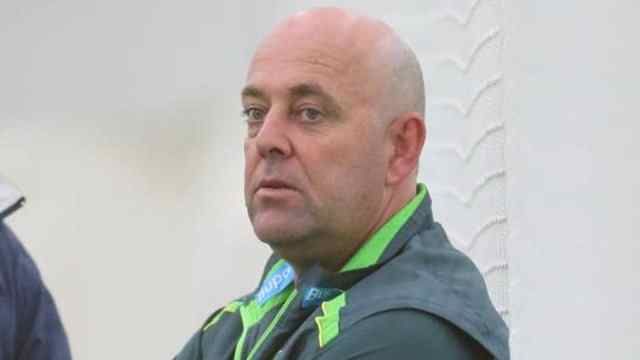 A file photo of Darren Lehmann.