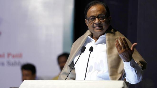 """""""Fuel selling prices raised twice in two days, following tax hikes two weeks ago. This time to benefit oil companies,"""" Chidambaram tweeted."""