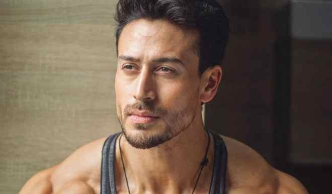 Tiger Shroff says he was nervous about doing a stunt in front of 'legendary action hero' Akshay Kumar.