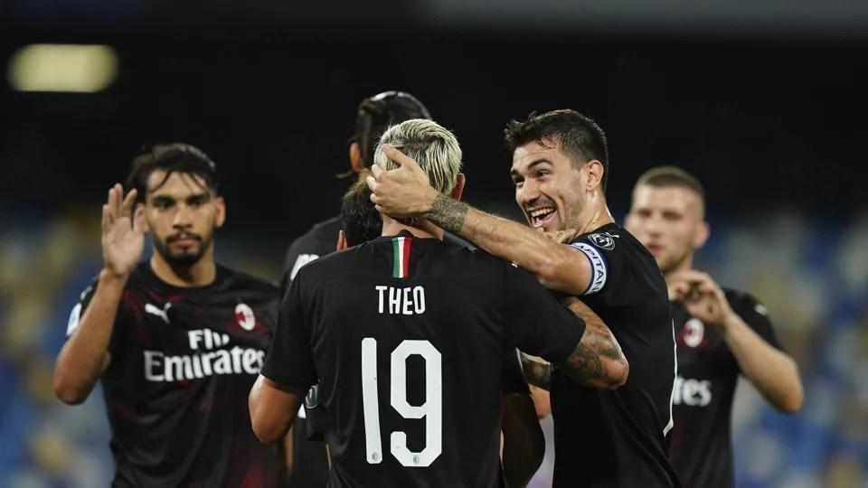 Serie A: Gattuso's Napoli draw 2-2 towards AC Milan – soccer
