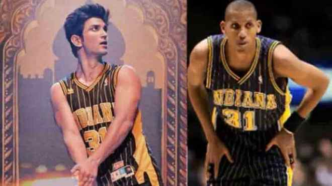 Basketball player Reggie Miller has reacted to Sushant Singh Rajput's Dil Bechara song.