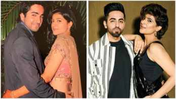 Happy birthday Ayushmann Khurrana: His love story with Tahira Kashyap is nothing short of a hit Bollywood romance