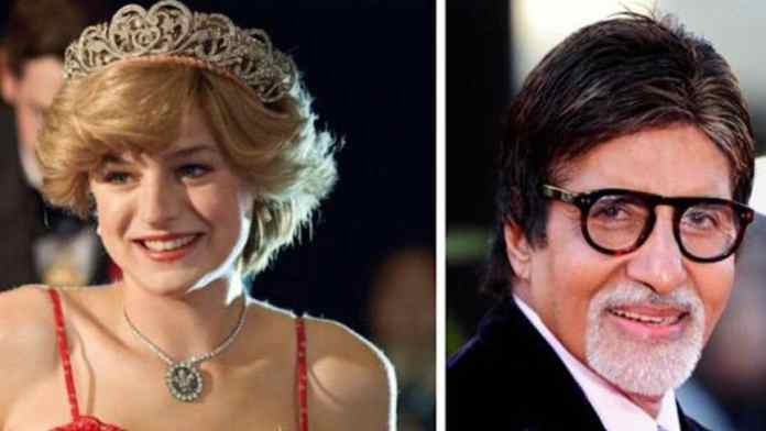 Amitabh Bachchan 'cannot stop watching' The Crown, gushes 'What performances, what writing'