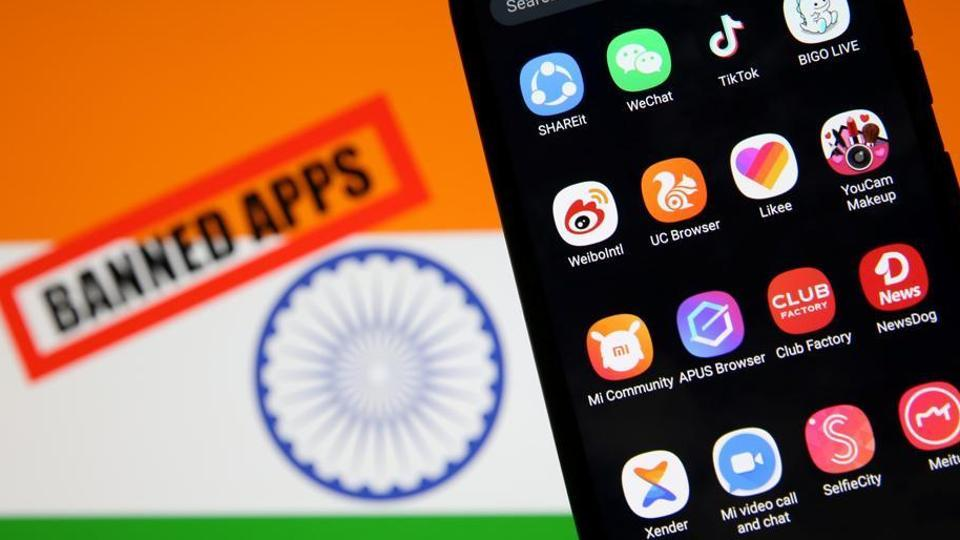 India's ban on 43 Chinese apps is the 4th strike since Ladakh stand off