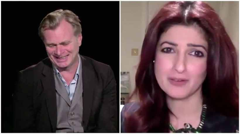 Twinkle Khanna interviews Christopher Nolan, jealous Akshay Kumar says 'I'm only one left to meet this visual genius'