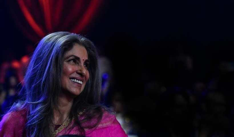 Once again, with Tenet, Dimple Kapadia makes her own orbit