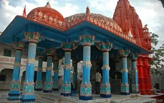 Lord Brahma Temple