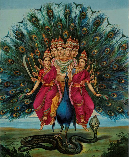 Lord Murugan Wives