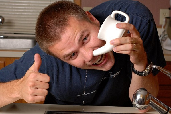 Neti pot nina loputamiseks Foto: Healthy Life Crusaders