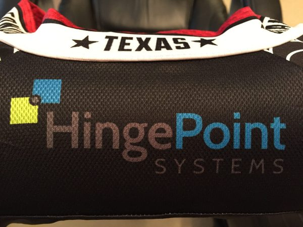 HingePoint Sponsors 2015 Collin Classic Bike Rally