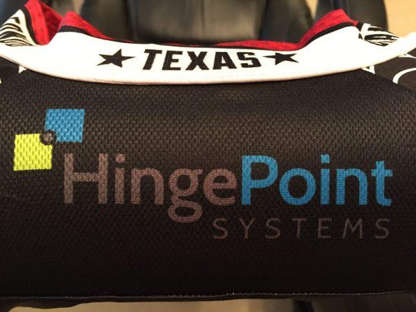 HingePoint Sponsors 2015 Collin Classic Bike Rally