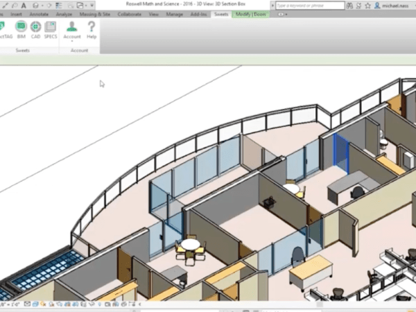 Sweets.com Makes Revit Models Sweeter with Automatic Tagging