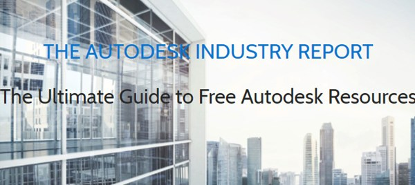 Best E-Book Award, Autodesk Industry Report