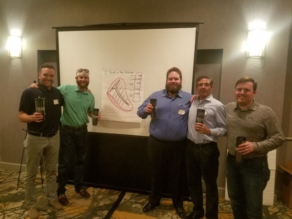 HingePoint Takes Home First Place at The Great Game of Business 2017 Workshop