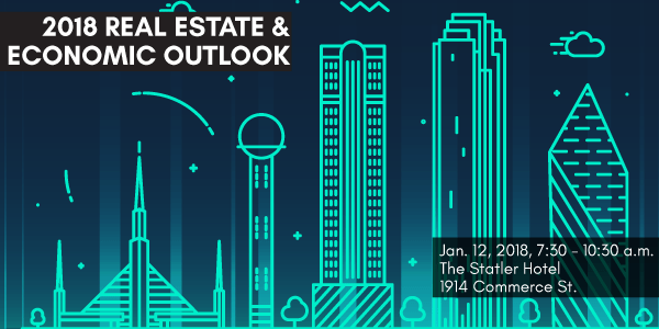 2018 Texas Construction & Real Estate Forecast Strong. Learn Why!