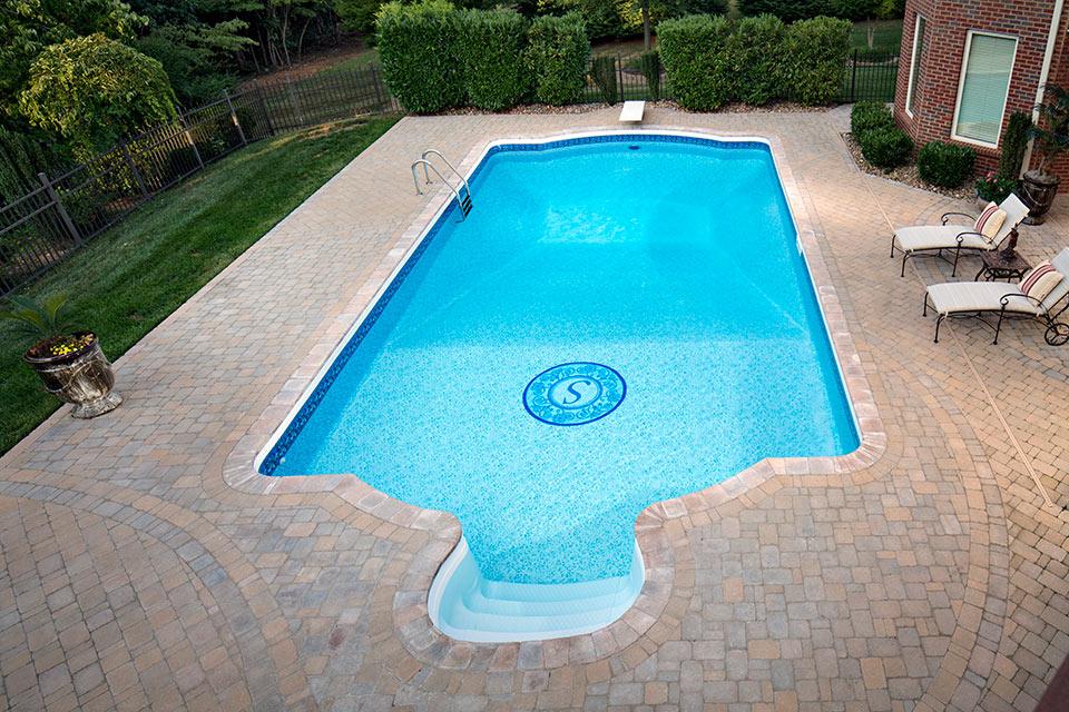 Top 10 Reasons to Use Pavers Around Your Pool   Hinkle ... on Patio Ideas Around Pool id=46613