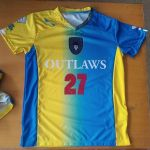 Outlaws Away Jersey