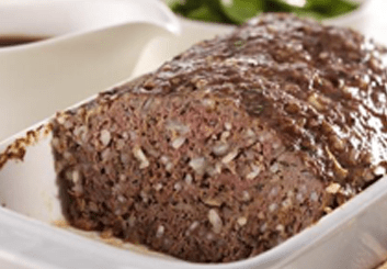 Hinode rice: in meatloaf, recipe.