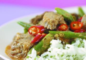 Hinode Rice: Thai style with coriander Rice Recipe