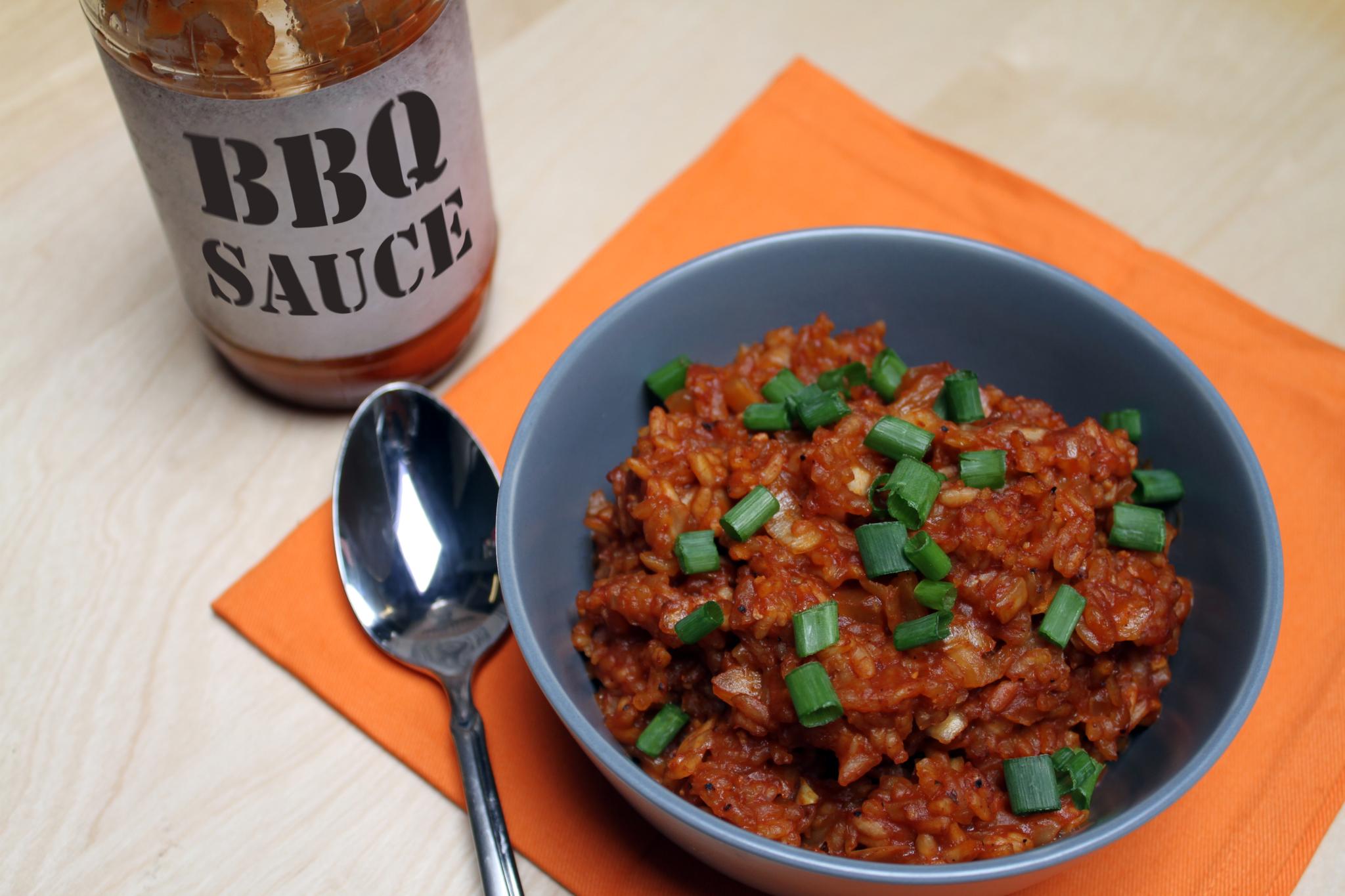 Hinode BBQ Rice