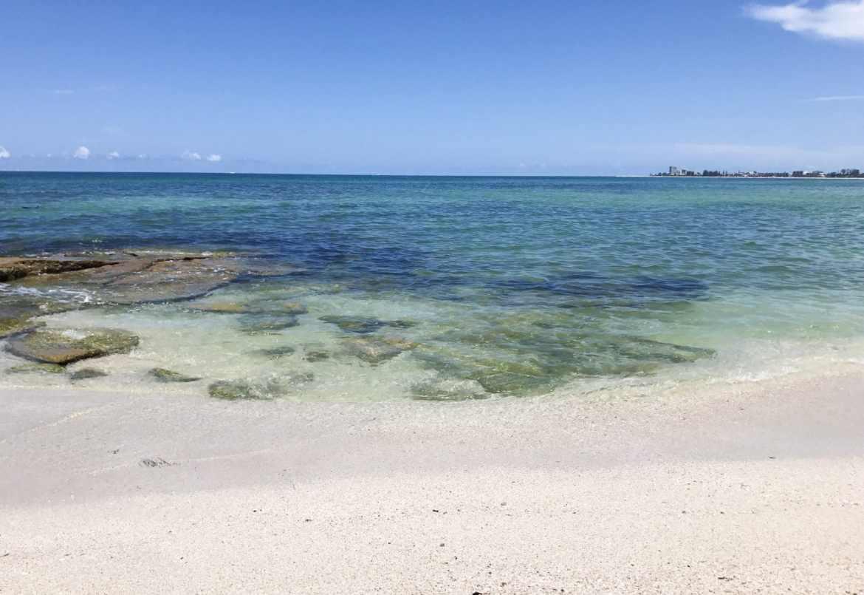 siesta key point of rocks photography by a Sarasota beach photographer