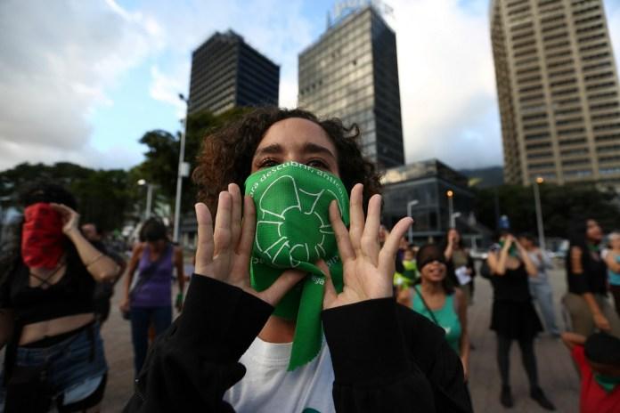 #EmergenciaFeminista Venezolanas demandan declaración de alerta de género