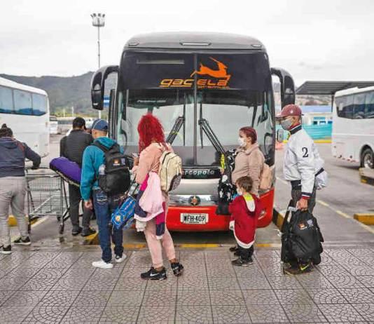 Venezuela migración de retorno