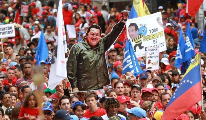 Chavismo mayoría