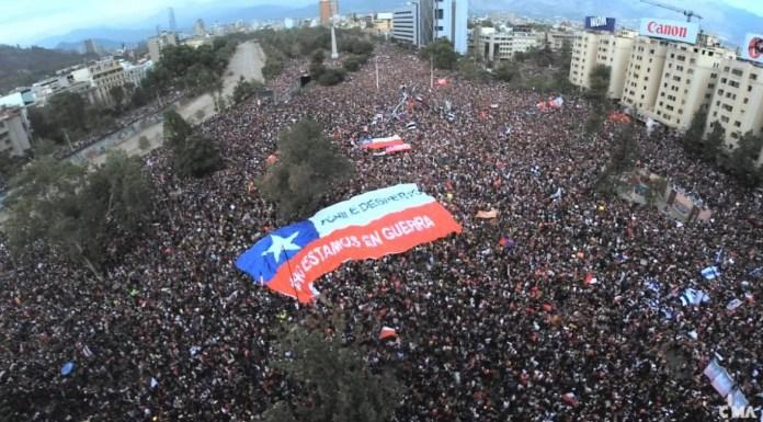 Chile carta magna