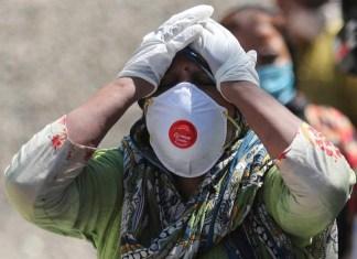 Hongos Negros: una infección mortal en India